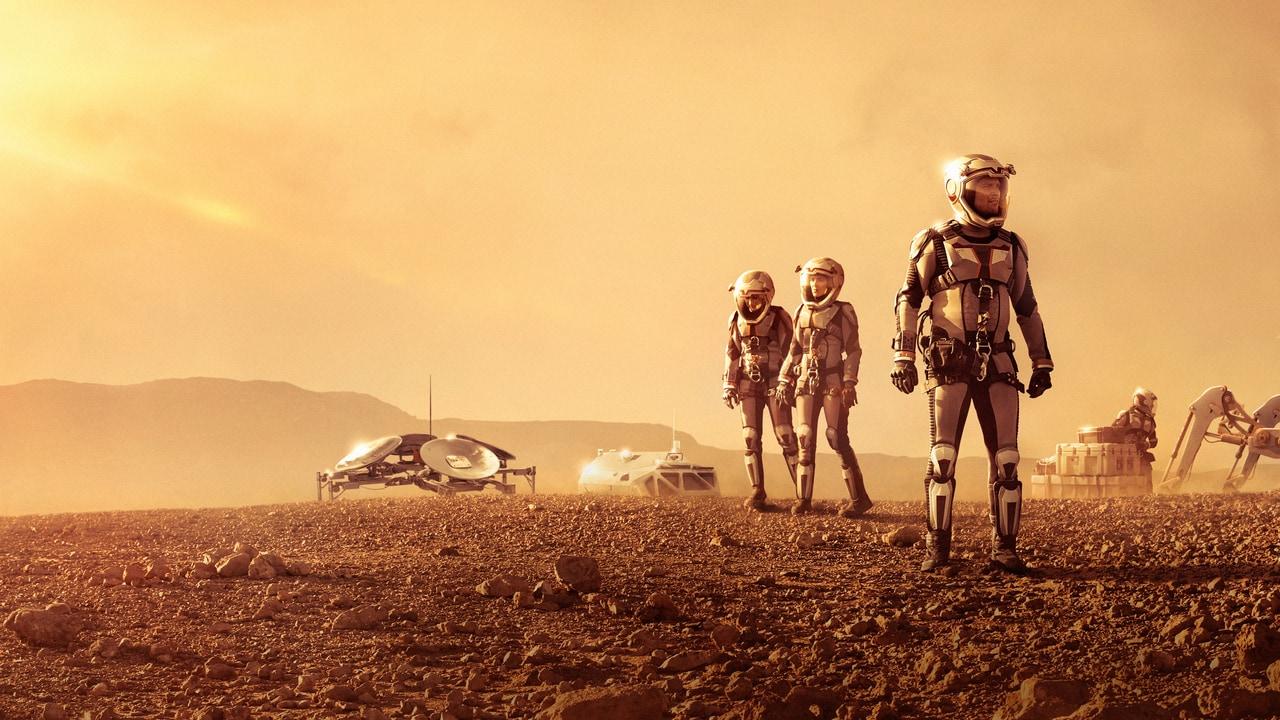 "Watch Mars: ""Pressure Drop"" Online - National Geographic"