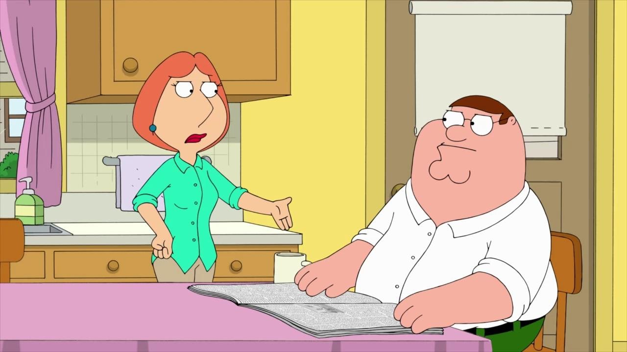 Family Guy Nude Pictures