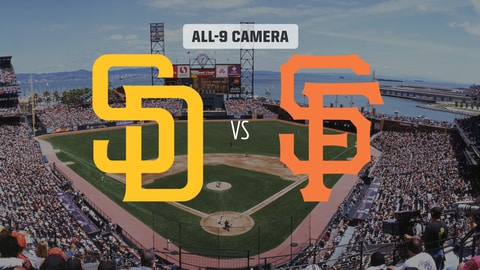 Padres at Giants 2021-05-08 seriesList