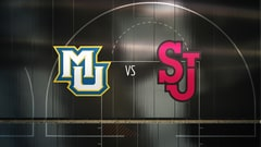 Women's College Basketball - Marquette at St. John's