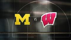 Women's College Basketball - Michigan at Wisconsin