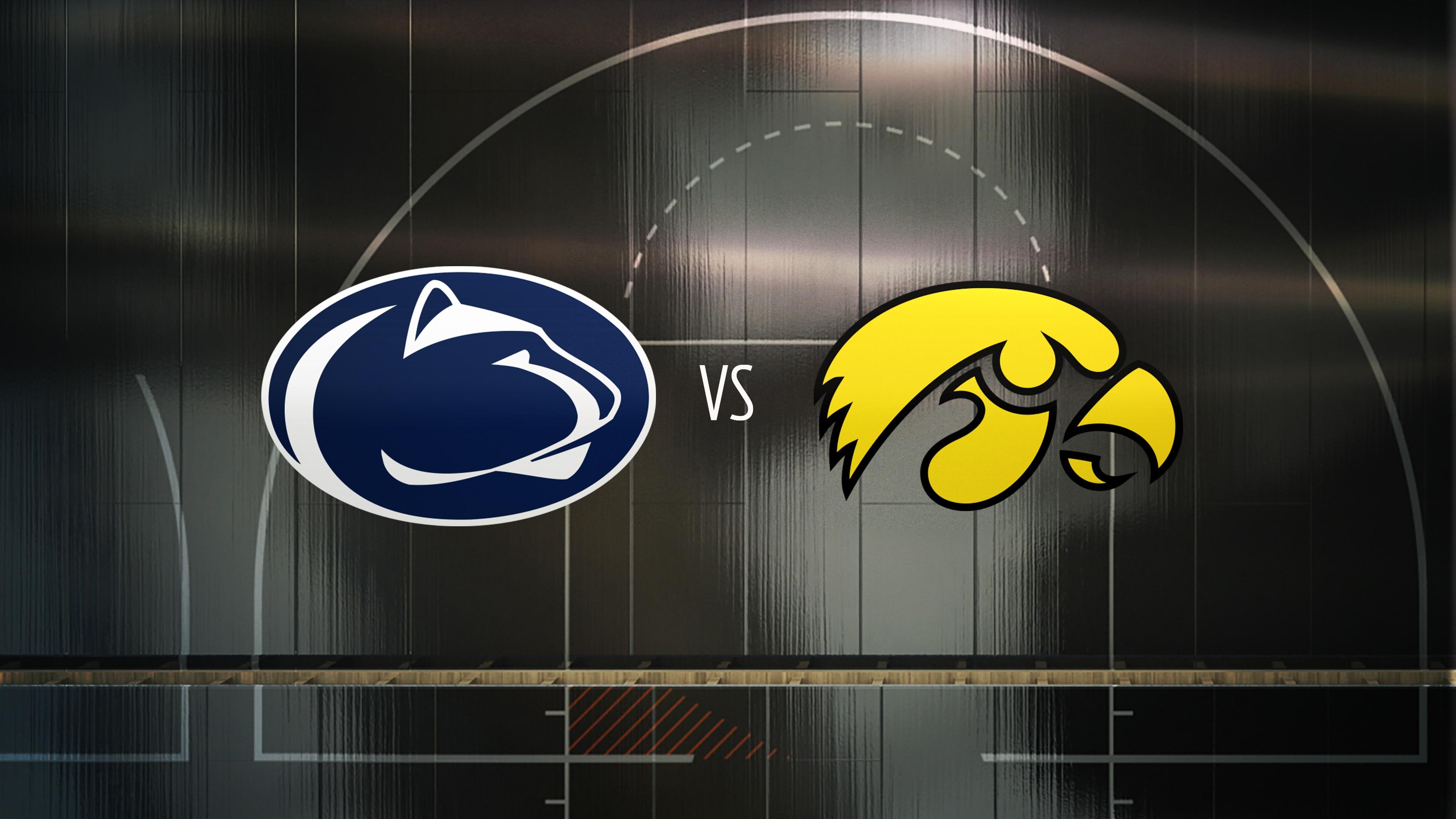 College Basketball - Penn State at Iowa   FOX Sports