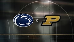 College Basketball - Penn State at Purdue