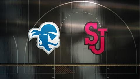 College Basketball - Seton Hall at St. John's 2021-03-06 seriesList