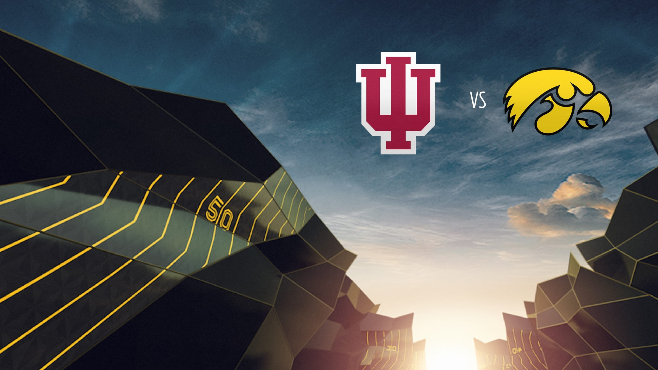 College Football - Indiana at Iowa seriesDetail