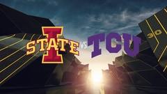 College Football - Iowa State at TCU