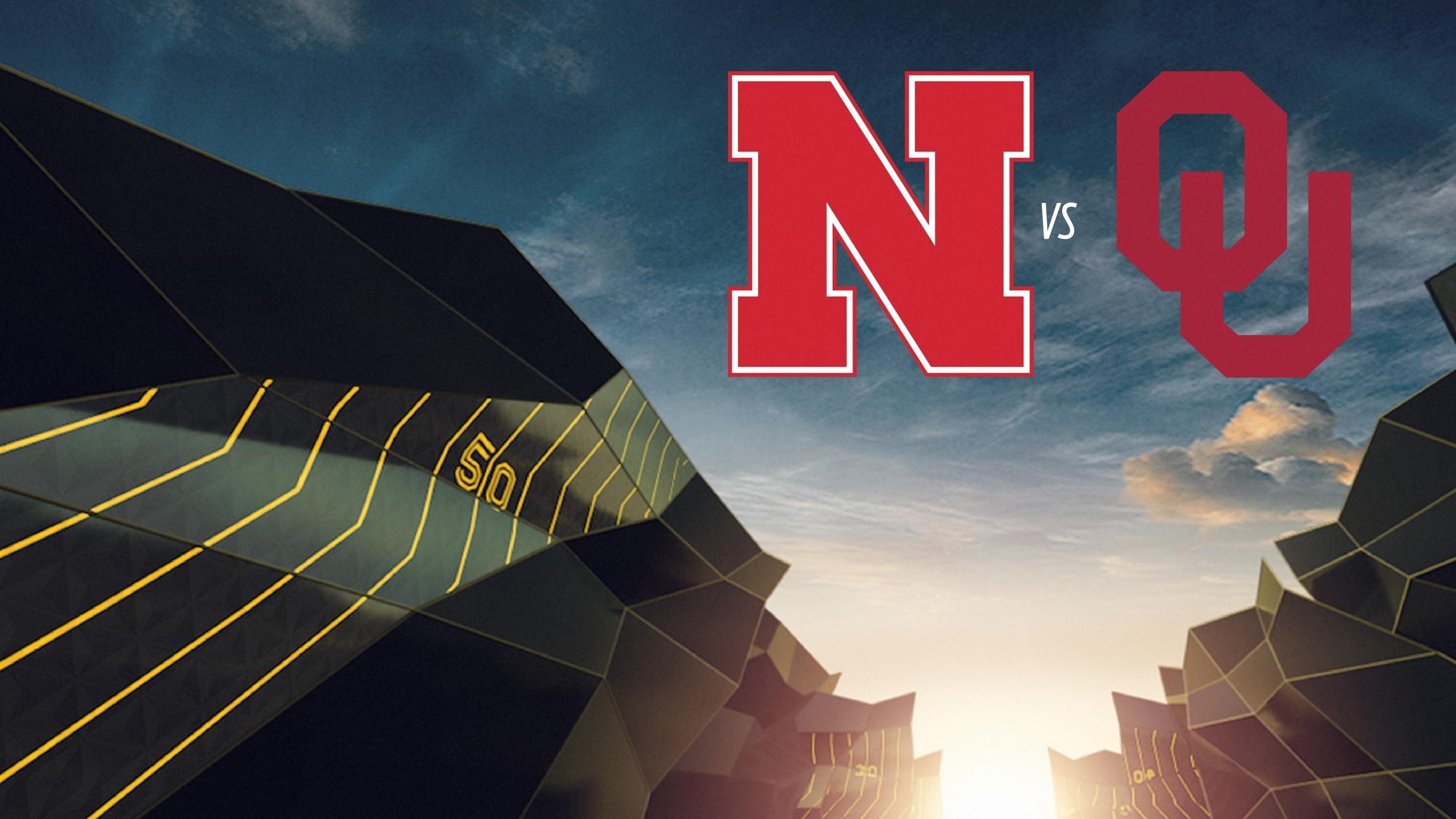 College Football - Nebraska at Oklahoma seriesDetail