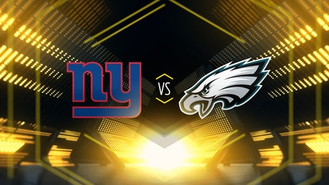 Giants at Eagles