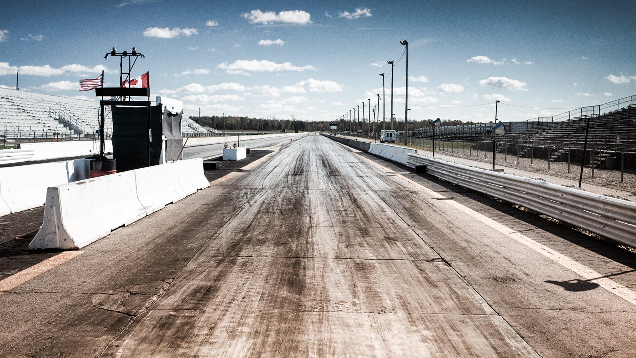 NHRA Drag Racing - E3 Spark Plugs NHRA Nationals
