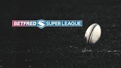 Rugby Super League - Huddersfield Giants vs. St. Helens