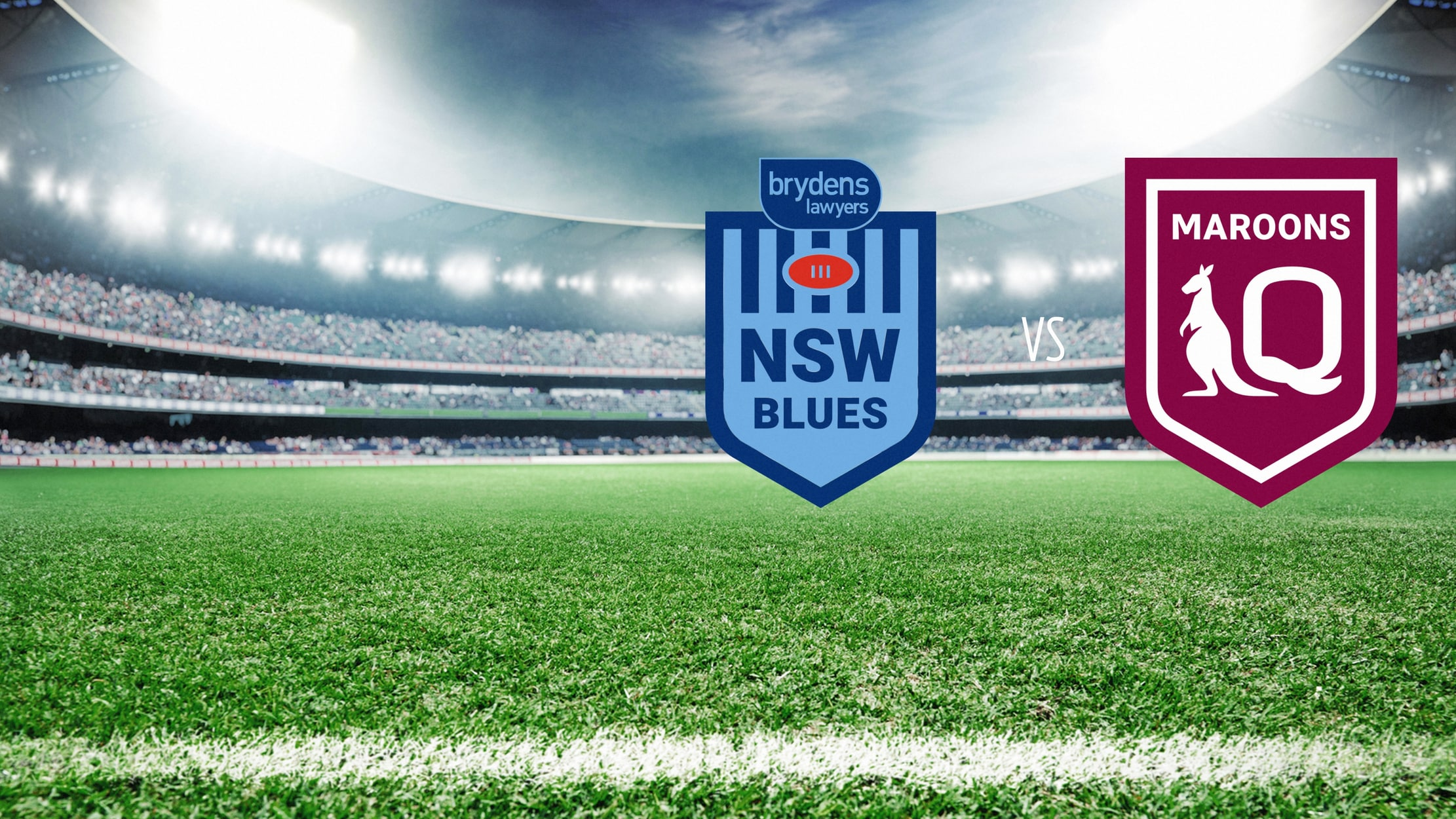 State of Origin - New South Wales Blues vs. Queensland Maroons seriesDetail