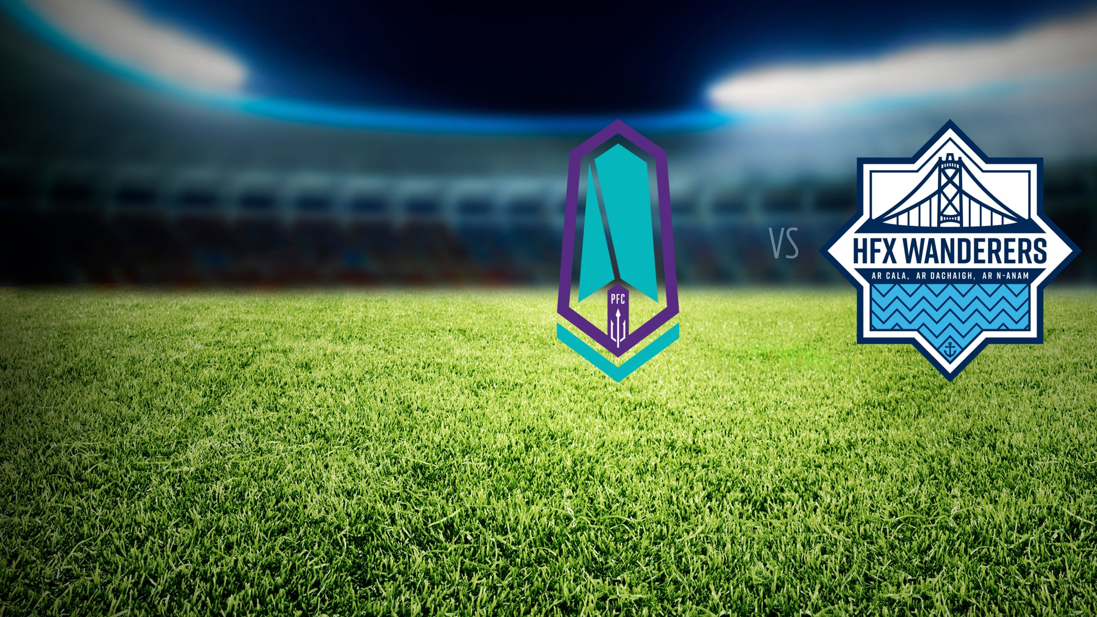 Canadian Premier League Soccer - Pacific FC at HFX Wanderers FC seriesDetail