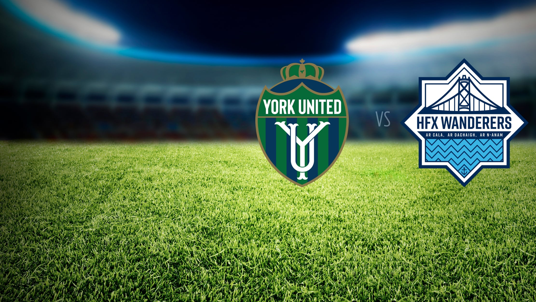 Canadian Premier League Soccer - York Unite FC at HFX Wanderers FC seriesDetail