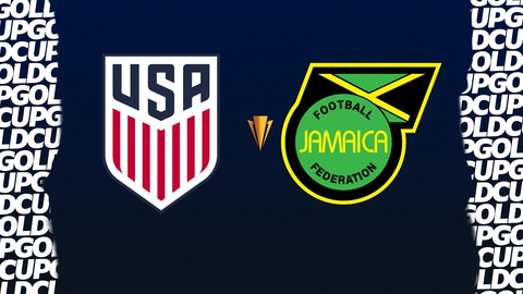 2021 CONCACAF Gold Cup - United States vs. Jamaica 2021-07-26 seriesList