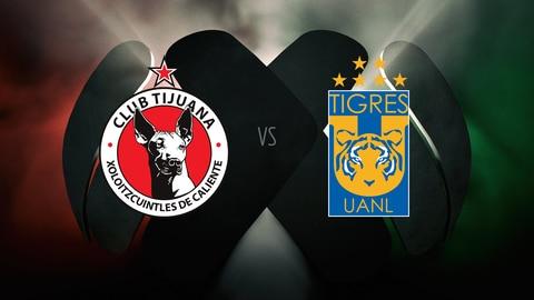 Tijuana vs. Tigres 2021-07-26 seriesList