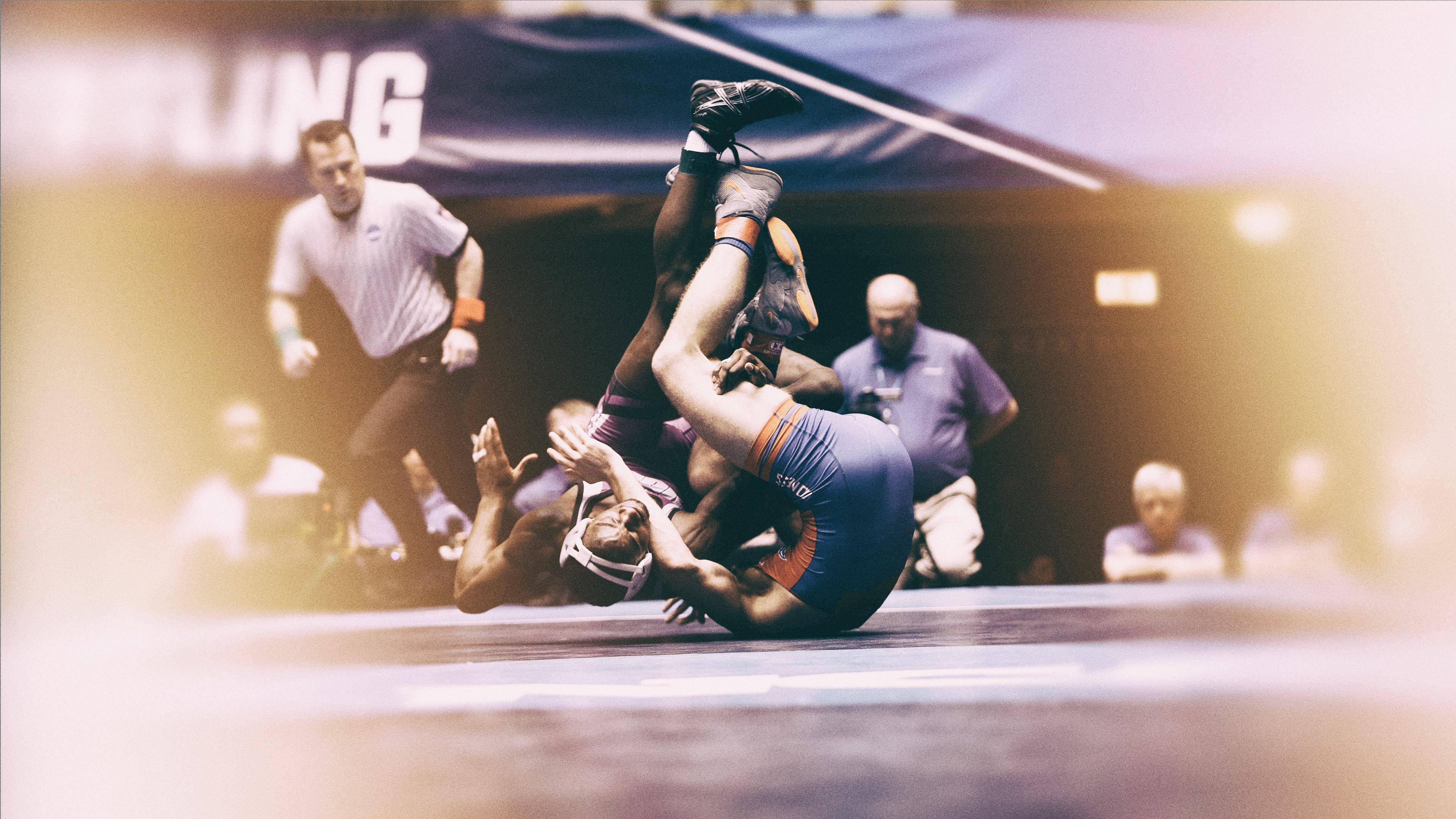 College Wrestling - Michigan at Wisconsin | FOX Sports
