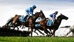 Horse Racing - America's Day at the Races