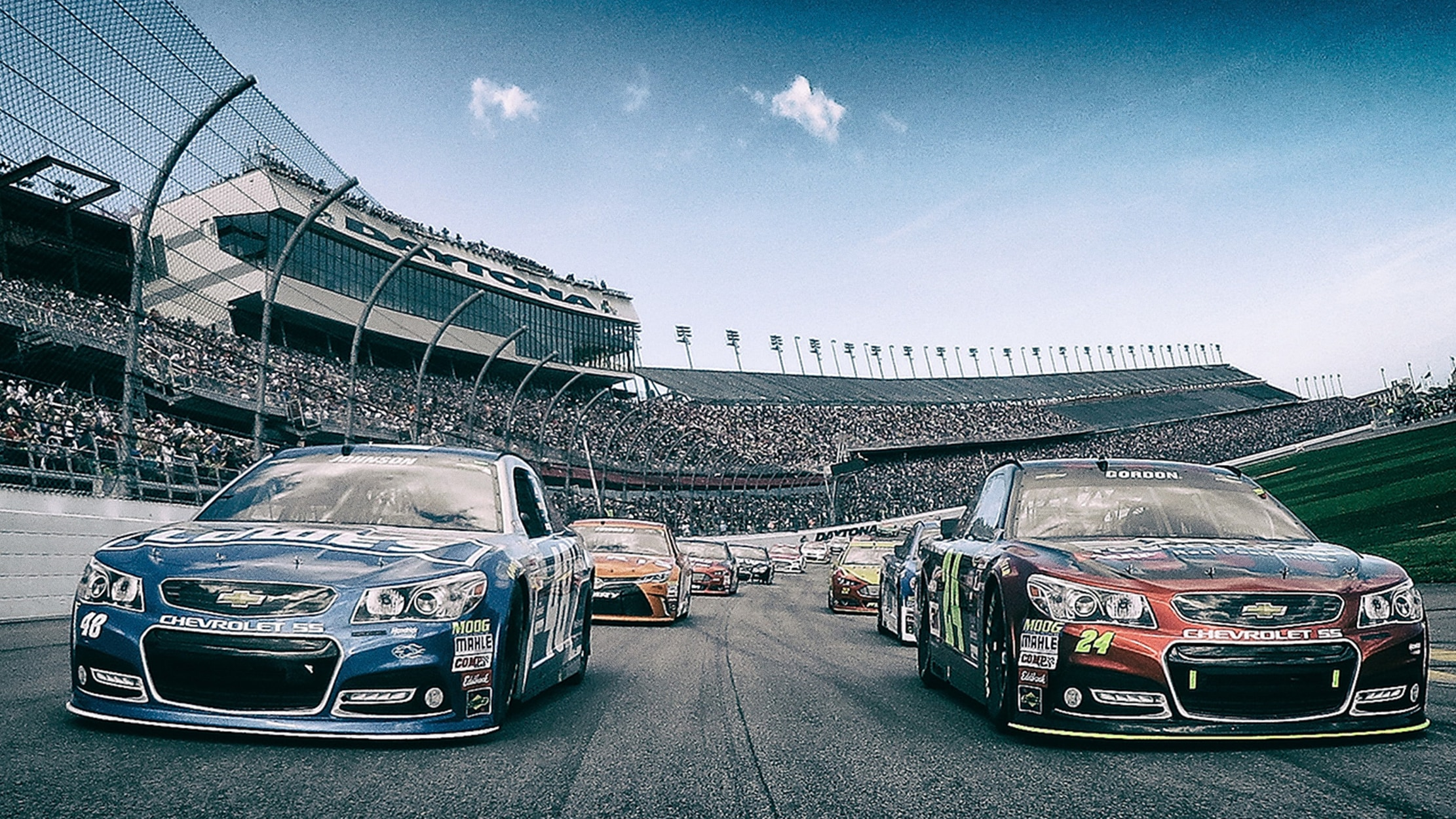 NASCAR Cup Series - Buschy McBusch Race 400 seriesDetail