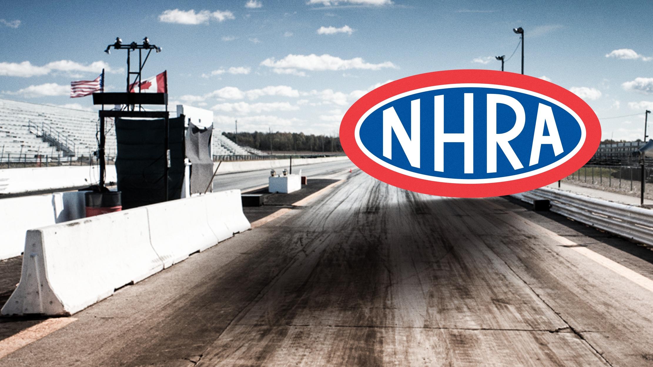 NHRA Drag Racing - NGK NTK NHRA Four-Wide Nationals seriesDetail