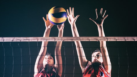 Women's College Volleyball - 2013: Michigan at Ohio State