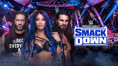 WWE Friday Night SmackDown S23 E25 Fri, Jun 18, 2021 2021-06-19