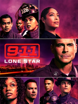 9-1-1: Lone Star dcg-mark-poster