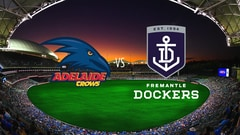 AFL Premiership Football - Adelaide Crows vs. Fremantle Dockers
