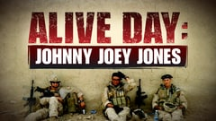 Alive Day: Johnny Joey Jones
