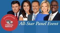 All Star Panel Event Benefitting Children's National Hospital