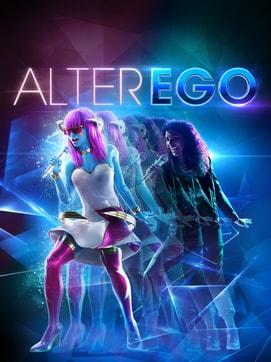 Alter Ego dcg-mark-poster