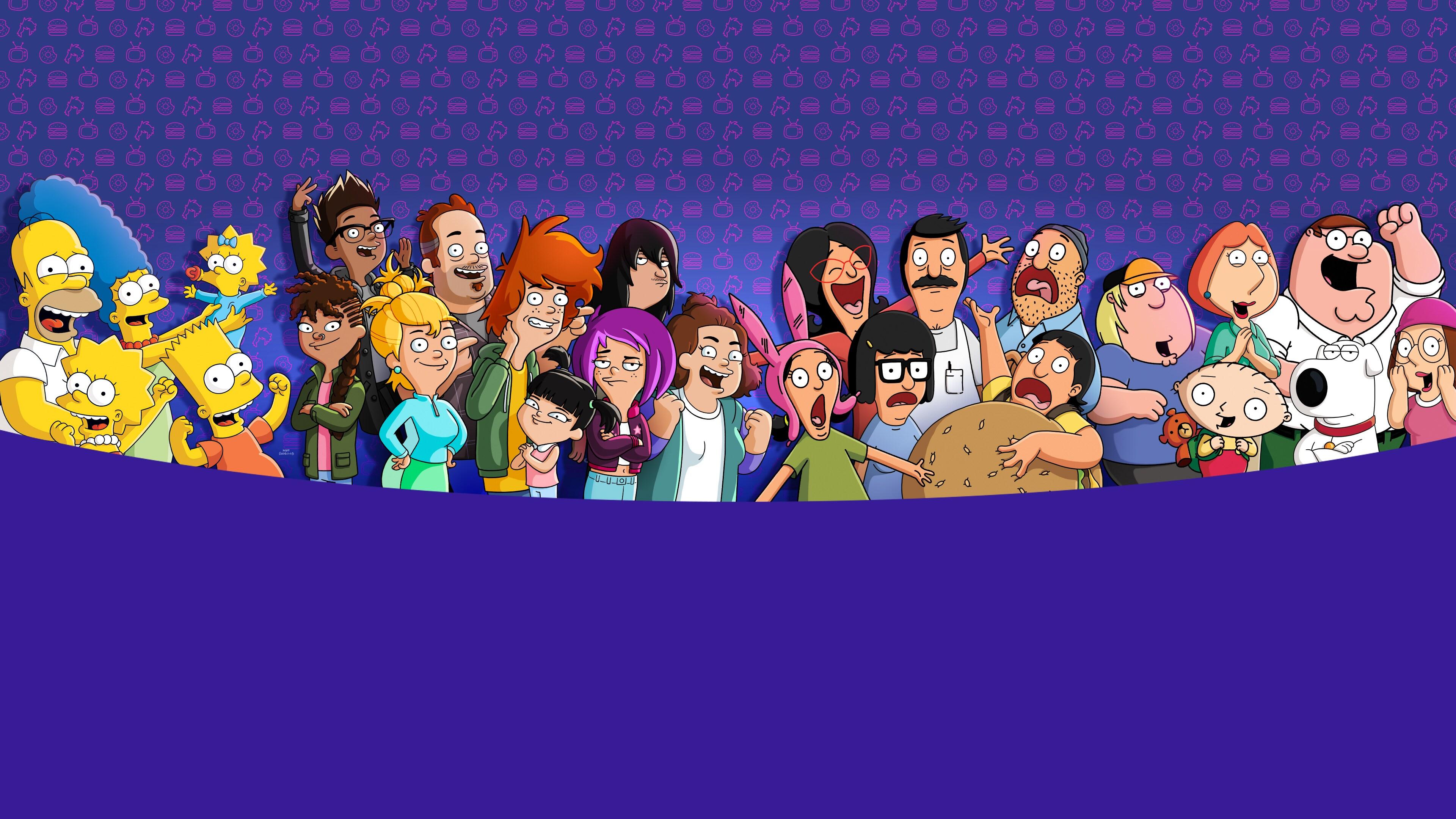 Animation Domination Watch New Episodes Sun 8 7c On Fox