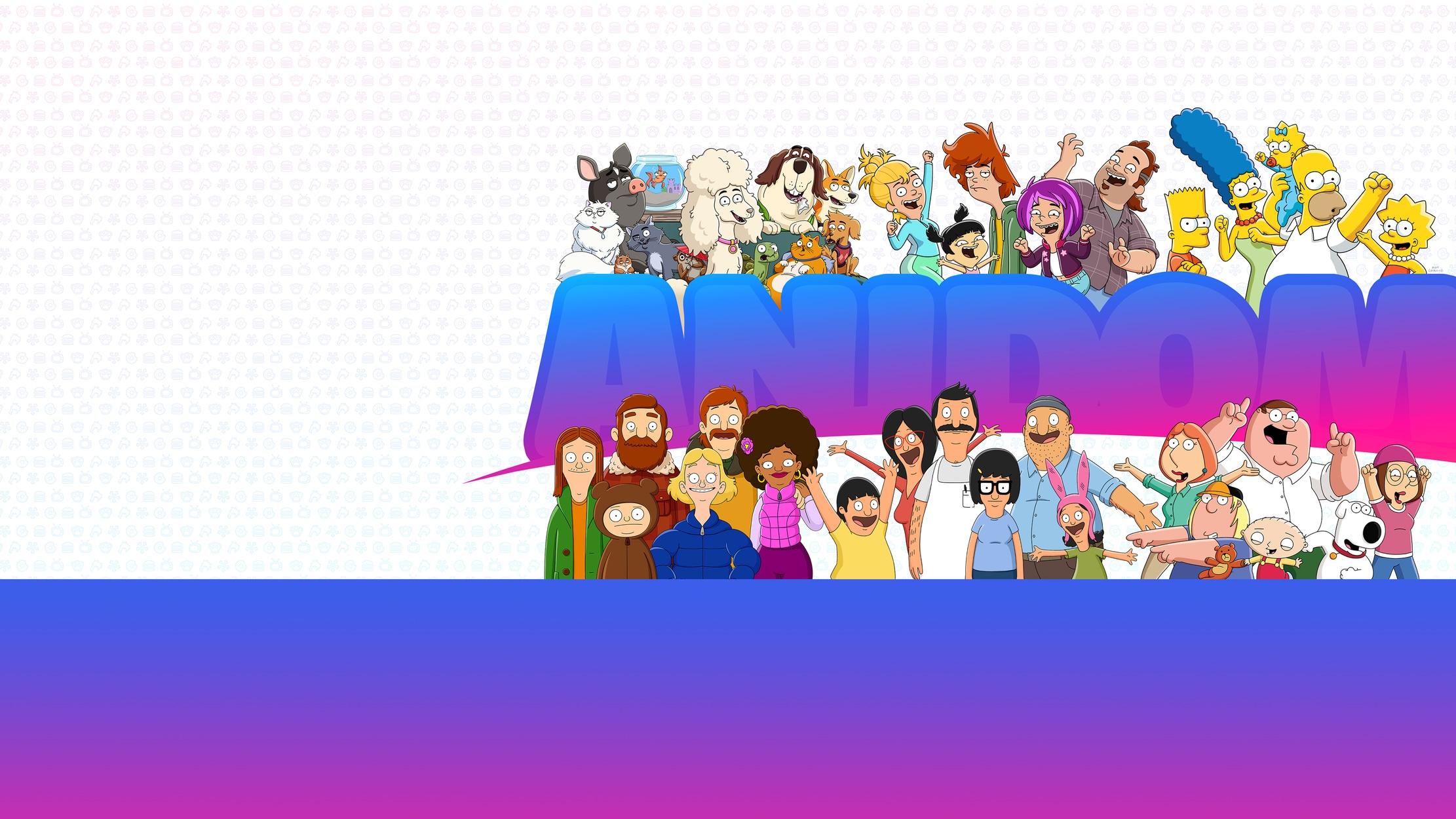Animation Domination seriesDetail
