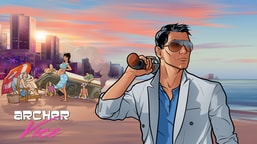 Archer Vice: Filibuster