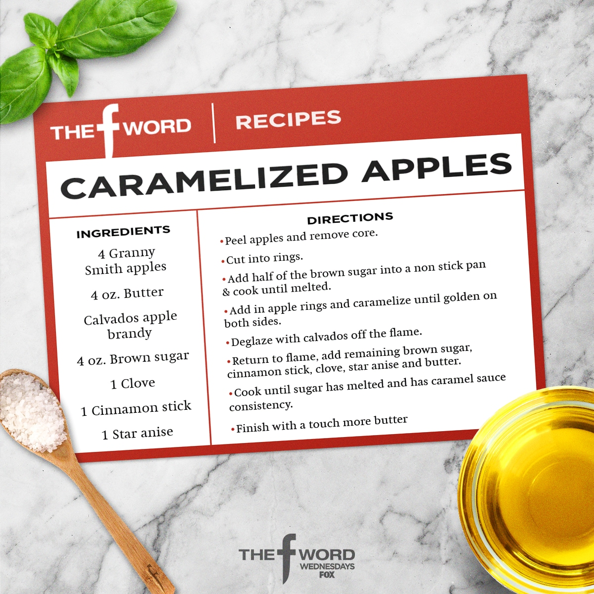 Carmelized Apples
