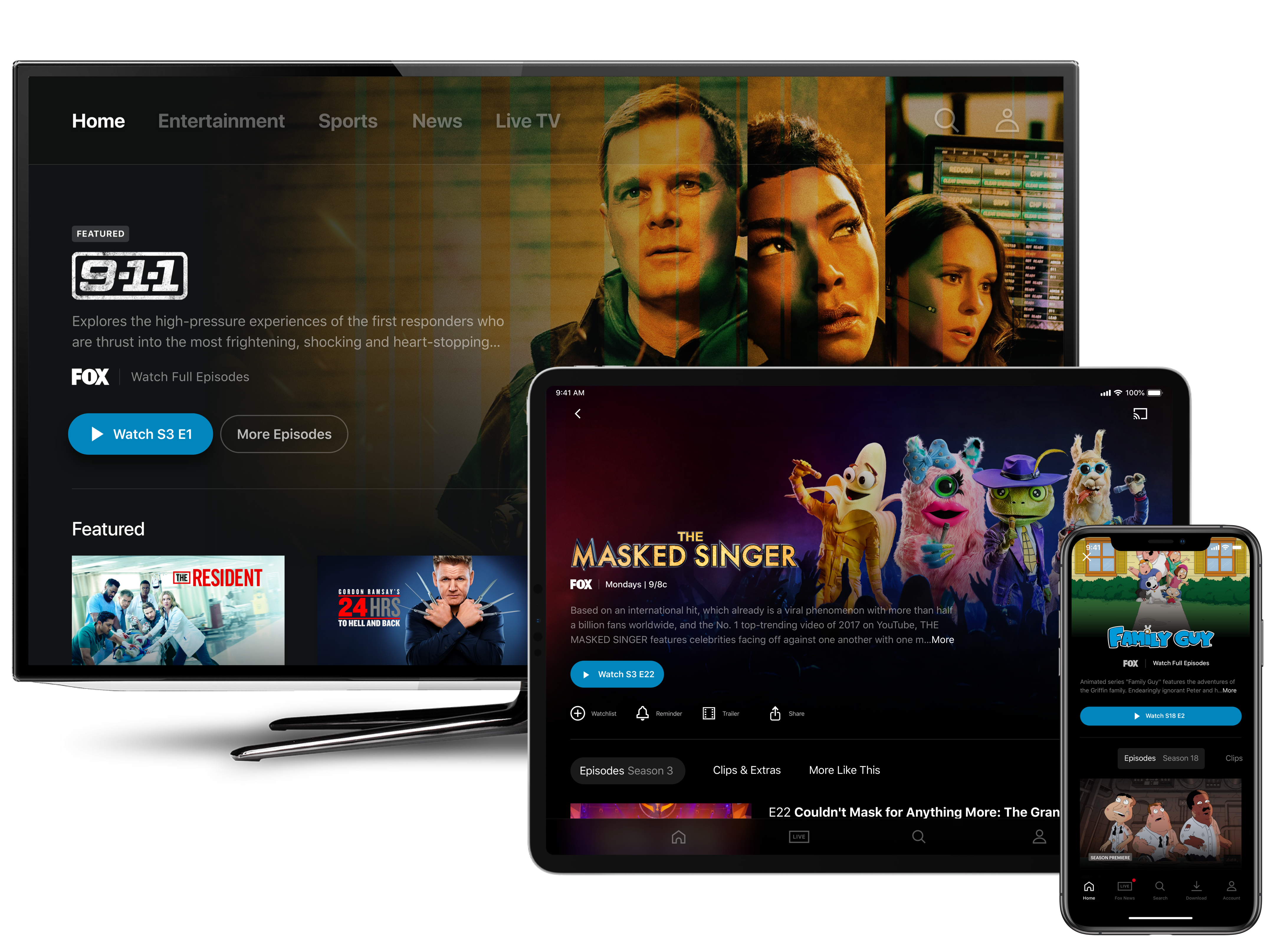 Fox Now App Stream Full Episodes With Fox Now