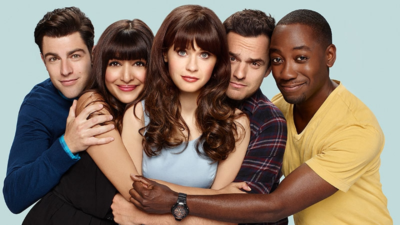 About New Girl with Zooey Deschanel on FOX