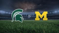 College Soccer - B1G Quarterfinal: Michigan State at Michigan
