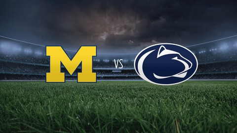 College Soccer - B1G Tournament, Semifinal 1: Michigan at Penn State 2021-04-14 seriesList