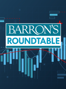 Barron's Roundtable dcg-mark-poster