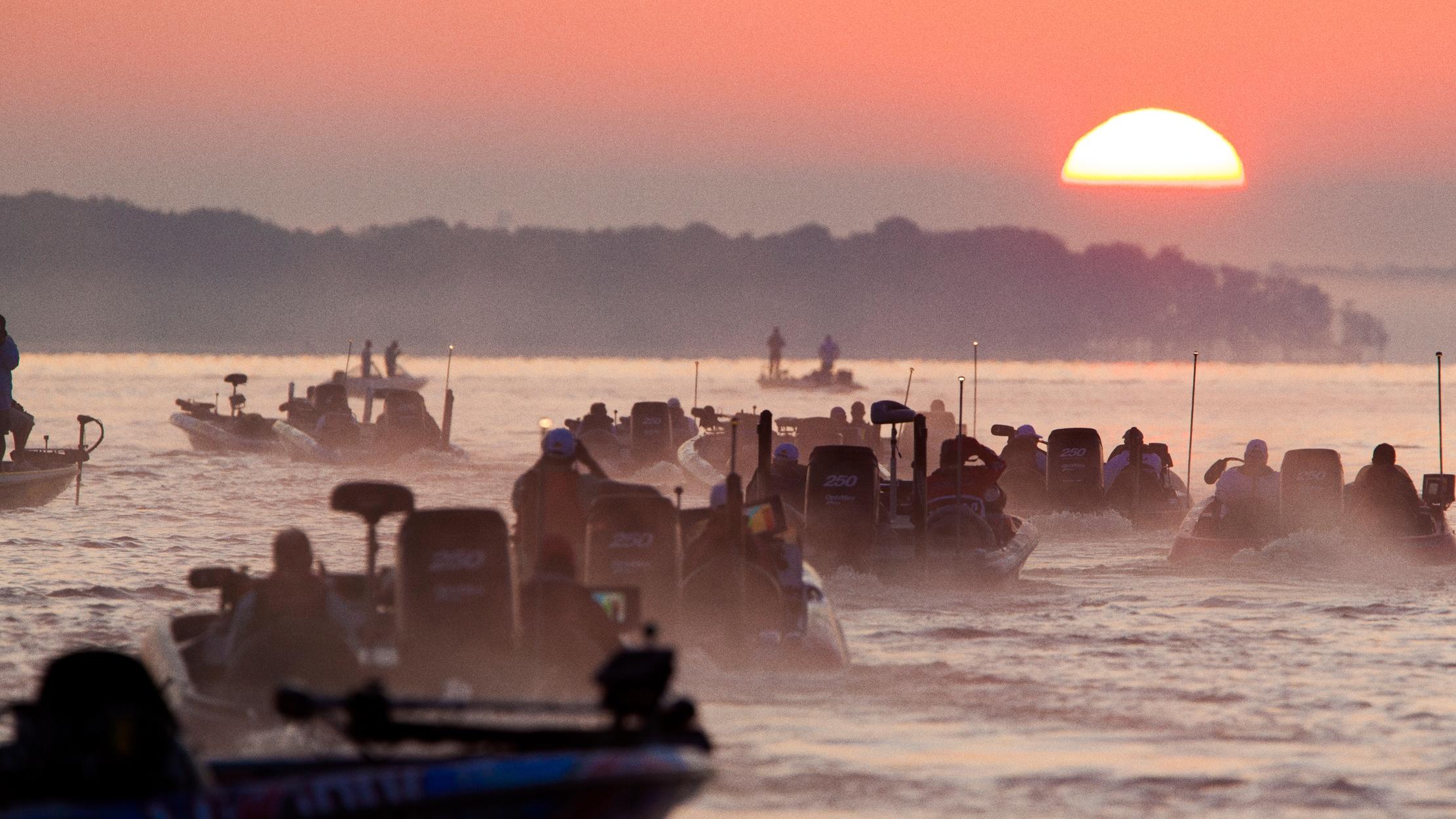 Bassmaster Fishing Elite Series seriesDetail