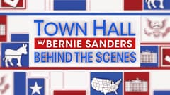 Behind the Scenes: Senator Bernie Sanders Town Hall