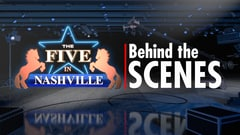 Behind the Scenes: 'The Five' in Nashville