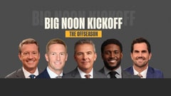 Big Noon Kickoff: The Offseason - Top 5 Conferences