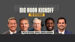 Big Noon Kickoff: The Offseason - Wide Receivers