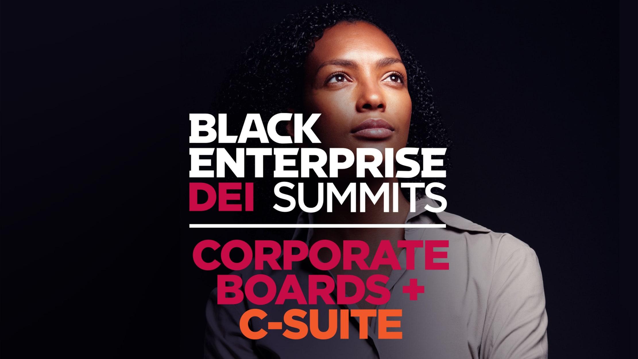 Black Enterprise DEI Summit seriesDetail
