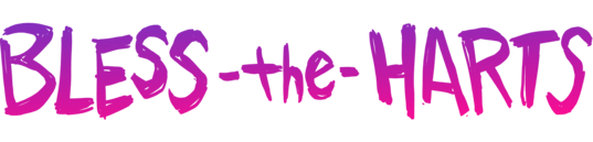 Bless the Harts logo