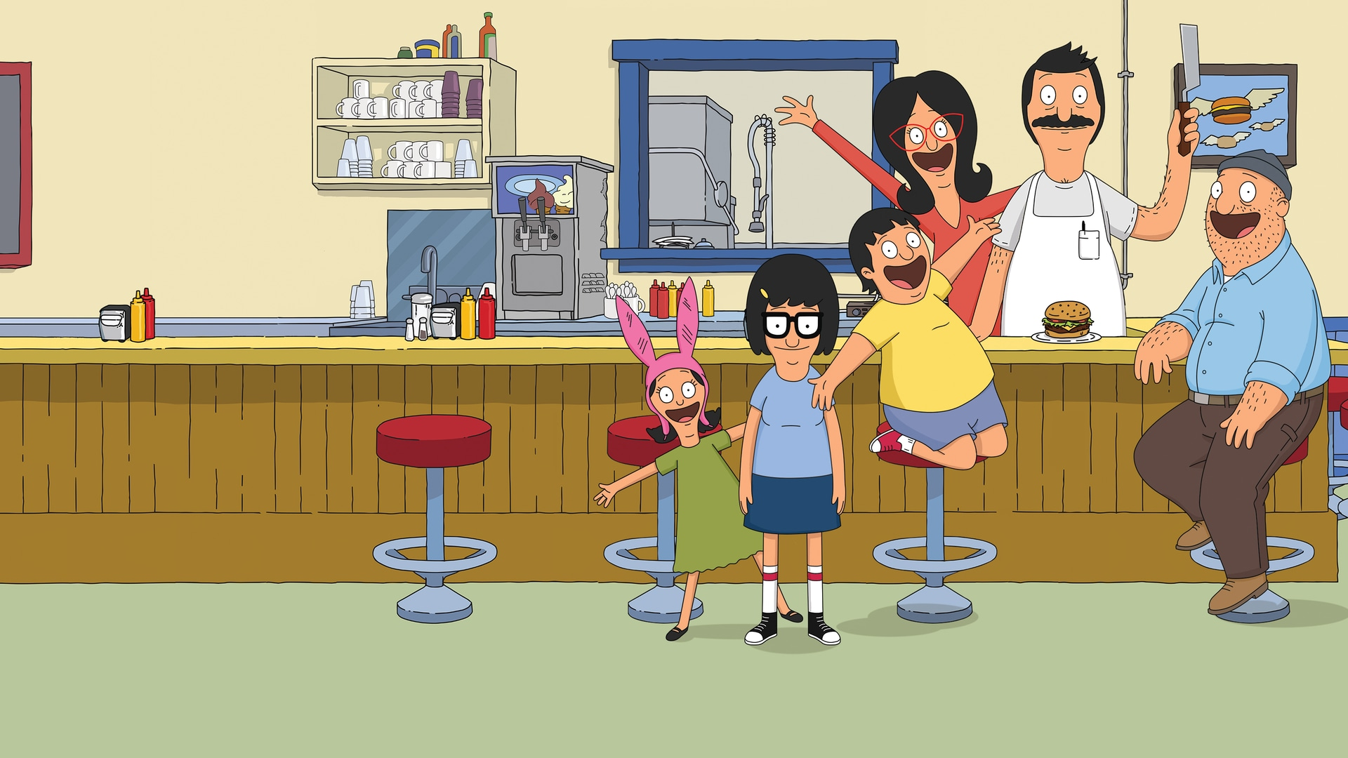 Watch Full Episodes Of Bob S Burgers With H Jon Benjamin On