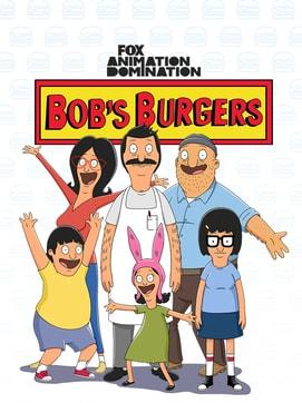 Bob's Burgers dcg-mark-poster