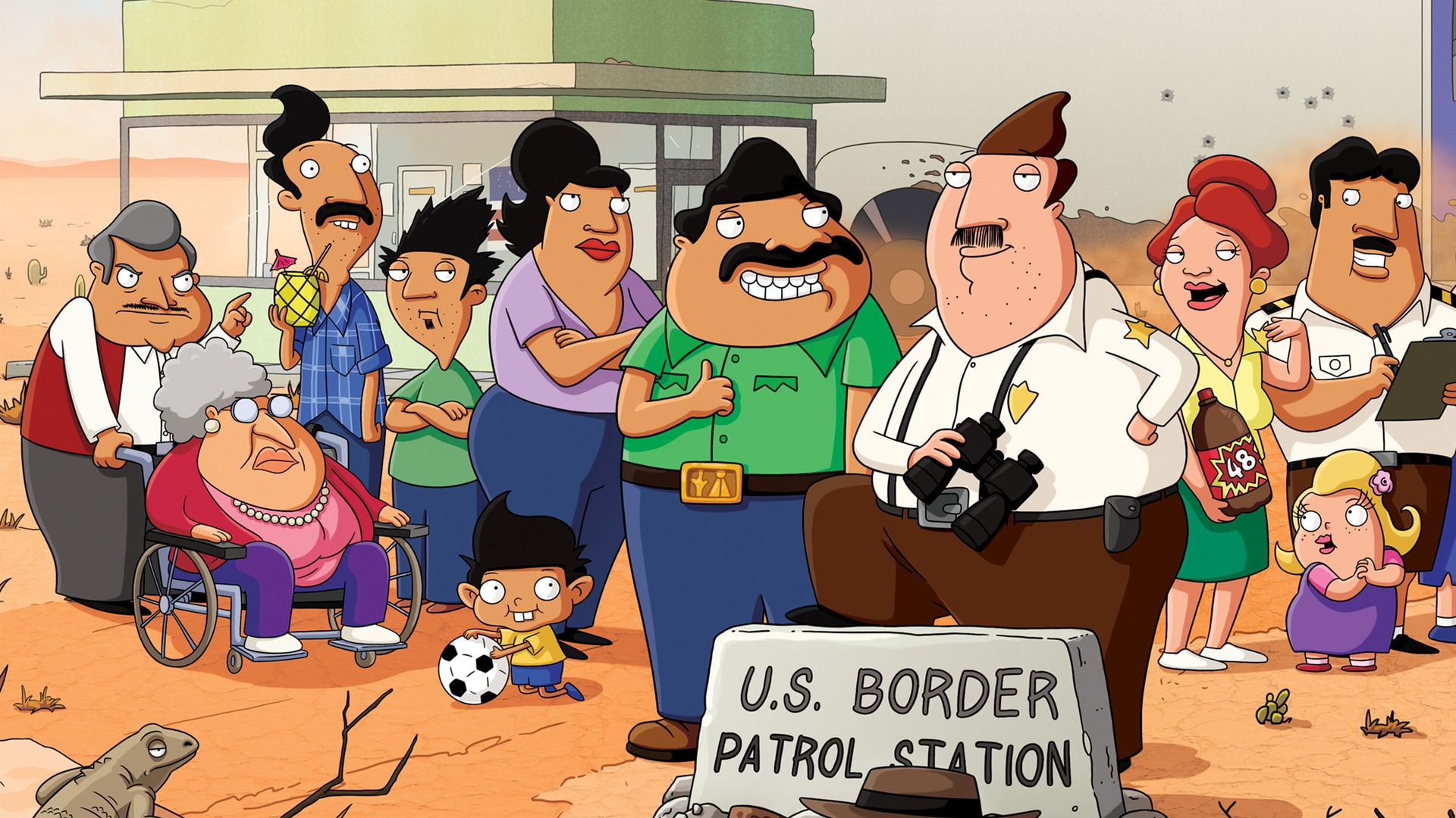Bordertown | Watch Full Episodes Online on FOX