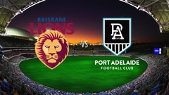 AFL Premiership Football - Brisbane Lions vs. Port Adelaide Power